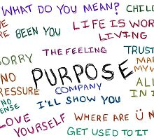 Purpose Album by maddiewall