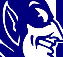 Duke logo Sticker