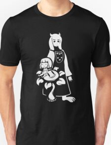 Cute Lamb Mom Undertale T-Shirt