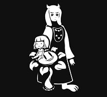Cute Lamb Mom Undertale Unisex T-Shirt