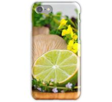 Still life - food 1 iPhone Case/Skin