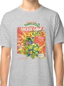 TMNT II: The Arcade Game Classic T-Shirt