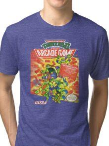TMNT II: The Arcade Game Tri-blend T-Shirt
