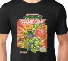 TMNT II: The Arcade Game Unisex T-Shirt