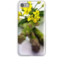 Still Life - Asparagus iPhone Case/Skin