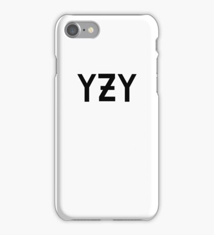 YZY - YEEZY- KANYE iPhone Case/Skin