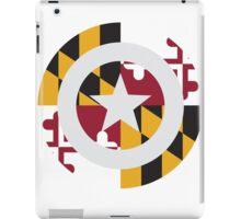 Captain Maryland iPad Case/Skin