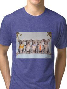 The Five Koalas Tri-blend T-Shirt