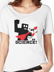 Rock Robot (Science!) Women's Relaxed Fit T-Shirt