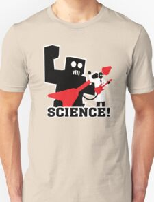 Rock Robot (Science!) T-Shirt
