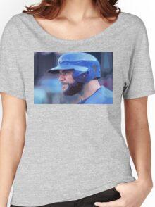 Russel Martin Women's Relaxed Fit T-Shirt