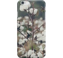 Cotton Field 8 iPhone Case/Skin
