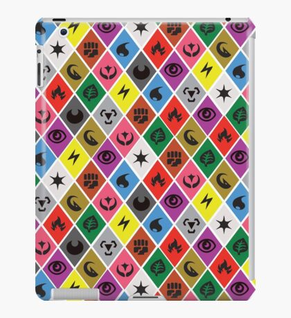 Pokemon TCG Diamonds iPad Case/Skin