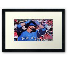 Joey Bats Framed Print