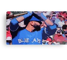 Joey Bats Canvas Print