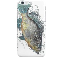 """Bluegill"" by Jerry ""Doc"" Watson iPhone Case/Skin"