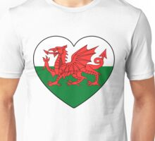 Welsh Red Unisex T-Shirt