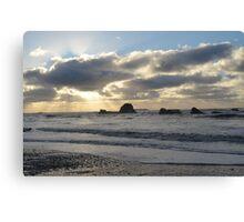 Ruby Beach pt. 2 Canvas Print