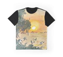 Sunrise over No. 84 Graphic T-Shirt