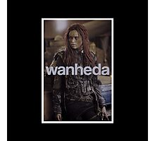 The 100 - Wanheda Photographic Print