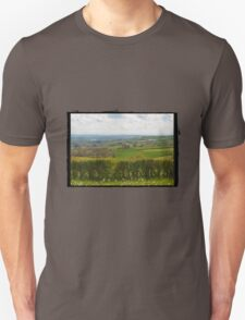 Beautiful French countryside Unisex T-Shirt