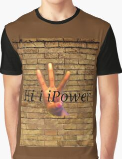 HiiiPower Graphic T-Shirt