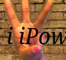 HiiiPower Sticker