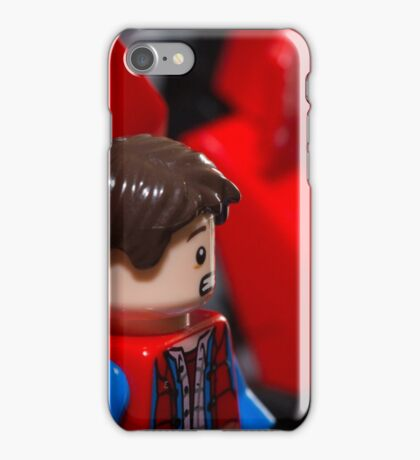 Slow Down Doc iPhone Case/Skin