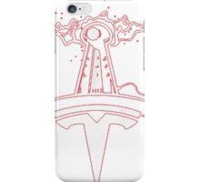 Tesla Museum iPhone Case/Skin