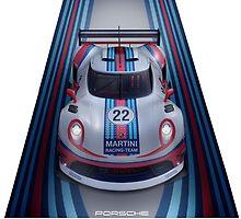 Porsche 22 by hutamakkrisna