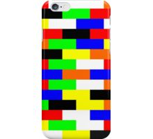Colorful Block Tile Pattern iPhone Case/Skin