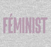 Feminist - Beyonce Album Font Style Kids Tee