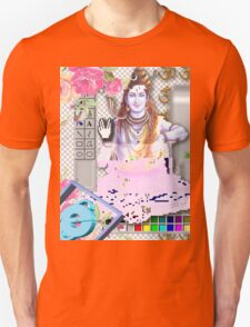 Vaporwave Seapunk - God bless the internet Unisex T-Shirt