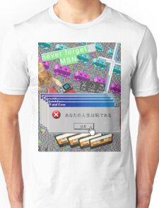 Vaporwave Seapunk much cool Unisex T-Shirt