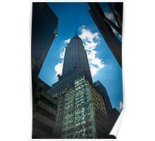 Chrysler Building, New York. Poster