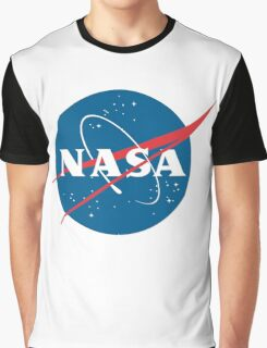 NASA Graphic T-Shirt