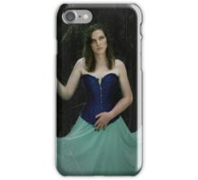 I don't belive in fairytales iPhone Case/Skin