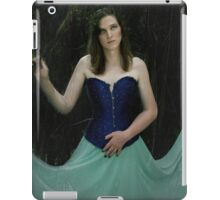 I don't belive in fairytales iPad Case/Skin
