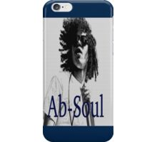 Ab-Soul iPhone Case/Skin