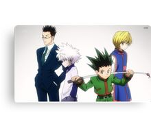 gon hunte x hunter epic Canvas Print