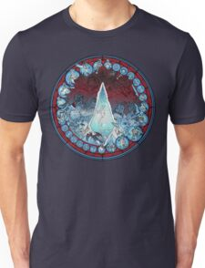 Final Fantasy XIV Stained Glass Unisex T-Shirt