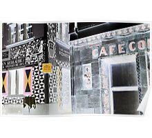 Café Zurich Poster