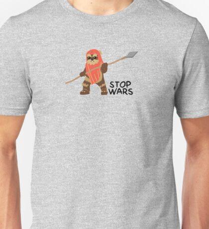 Wicket - Stop Wars Unisex T-Shirt