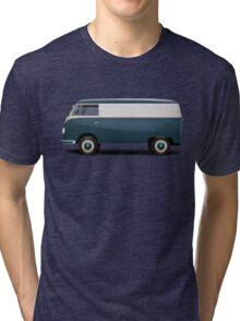 1949 Volkswagen Type 2 Prototype - Navy Blau Tri-blend T-Shirt