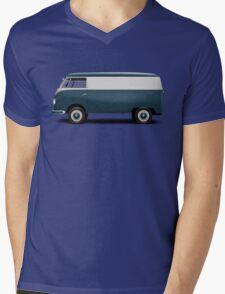 1949 Volkswagen Type 2 Prototype - Navy Blau Mens V-Neck T-Shirt