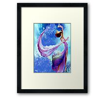 Beauty in Motion Framed Print