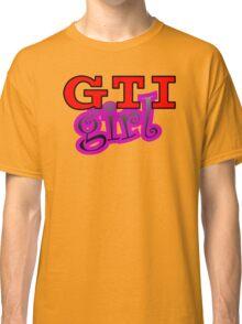 GTI Girl Classic T-Shirt