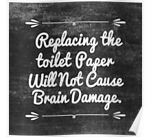 Toilet Paper Poster