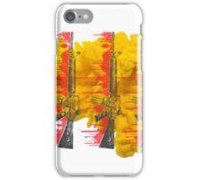 Proud Guns - Yellow Die Drop Gamer iPhone Case/Skin
