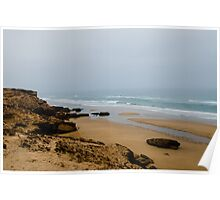 Coastline between Agadir and Essaouira Poster